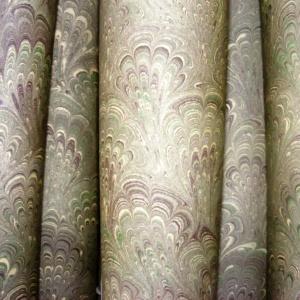 papier marmurkowy introligatorski