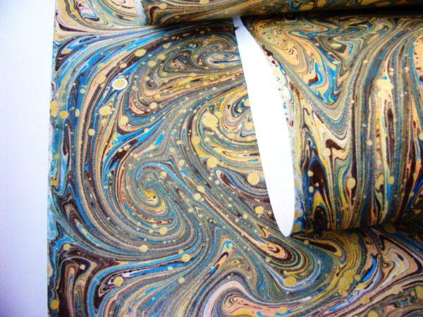 papier marmurkowy wzór fantazyjny id 3