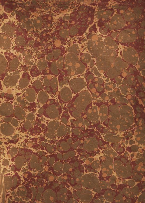 papier marmurkowy avana battal, papier marmoryzowany, papier introligatorski