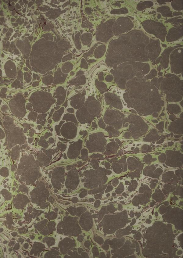 papier marmurkowy szary,papier marmoryzowany, papier marmurkowy malowany ręcznie na powierzchni wody, papier introligatorski, dla konserwatorów papieru, marbled paper