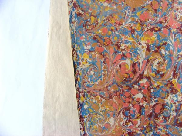 papier marmurkowy kolorowe wiry, papier marmoryzowany, papier marmurkowy malowany ręcznie na powierzchni wody, papier introligatorski, dla konserwatorów papieru, hertmanus, marbled paper
