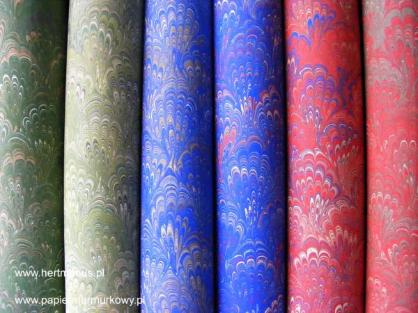 papier marmurkowy bouquet, papier marmoryzowany, papier marmurkowy malowany ręcznie na powierzchni wody, papier introligatorski, dla konserwatorów papieru, hertmanus, marbled paper