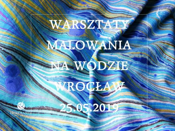 warsztaty malowania na wodzie we Wrocławiu