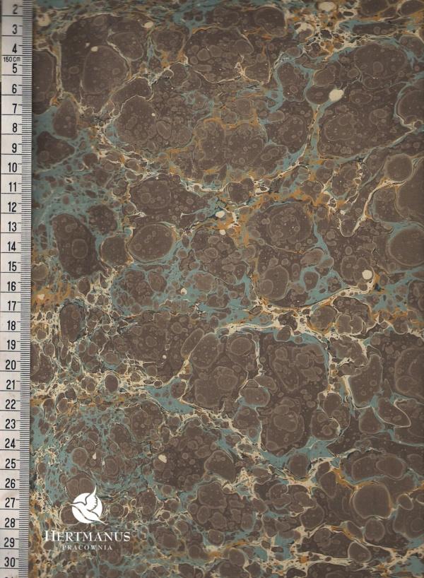 papier marmurkowy hertmanus, papier marmoryzowany, papier marmurkowy malowany ręcznie na powierzchni wody, papier introligatorski, dla konserwatorów papieru, hertmanus, marbled paper