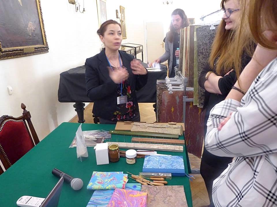 I Ogólnopolska Studencko-Doktorancka Konferencja Bibliologiczna Poznań 2019