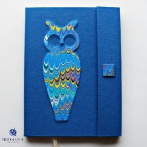 Notes Niebieska Sowa, hertmanus