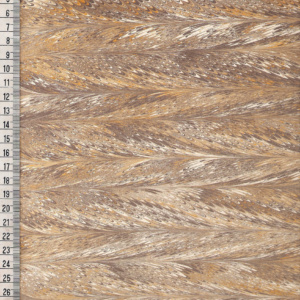 papier marmurkowy grzebieniowy jasny, papier marmoryzowany, papier marmurkowy malowany ręcznie na powierzchni wody, papier introligatorski, dla konserwatorów papieru, hertmanus, marbled paper