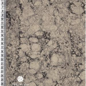 papier marmurkowy szary marmur, papier marmoryzowany, papier marmurkowy malowany ręcznie na powierzchni wody, papier introligatorski, dla konserwatorów papieru, hertmanus, marbled paper
